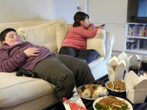 Eating-In-Front-Of-TV